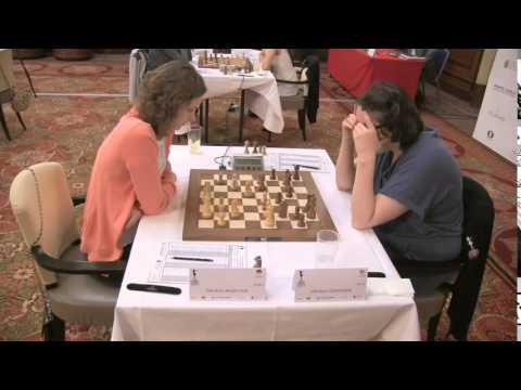 Boards - FIDE Women's GP 2015 Round 10, Monte - Carlo, Monac