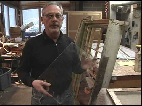 How to Repair a Historic Window Part 1