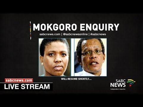 Justice Mokgoro Enquiry, part2: 28 February 2019