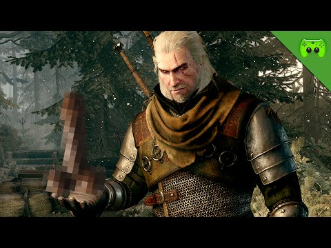 PREVIEW LP unBEschnitten 🎮 The Witcher 3: Blood and Wine