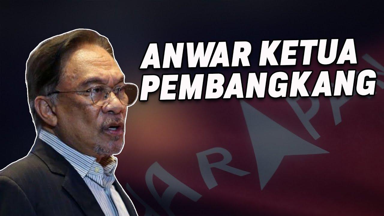 Anwar Ketua Pembangkang