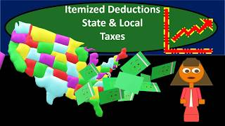 State & Local Taxes - Itemized Deductions - Income Tax 2018 2019
