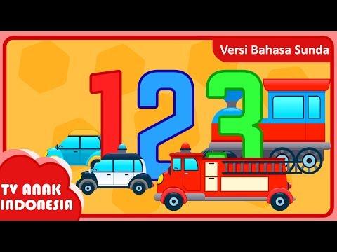 Belajar Berhitung Versi Bahasa Sunda | TV Anak Indonesia