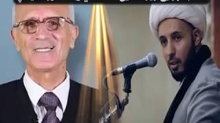 مناظرة بين الشيخ الأحمدي و الدكتور الكيالي