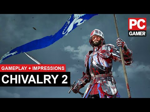 Chivalry 2 gameplay and hands-on impressions
