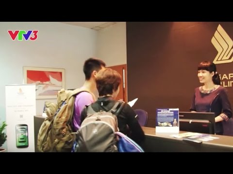 The Amazing Race Vietnam in Singapore (2013) | Singapore Airlines