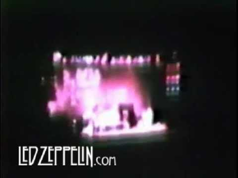 Led Zeppelin - Live in Seattle 1975 (Rare Film Series)