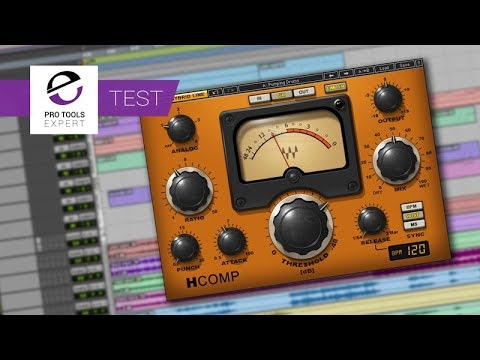 Mix Bus Magic - Use Waves H-Comp To Fatten Up The Density Of Your Mix Buses