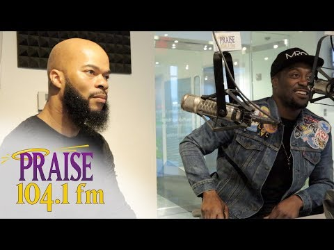 JJ Hairston Brings Todd Galberth in Studio To Talk About A Night of Prayer and Worship