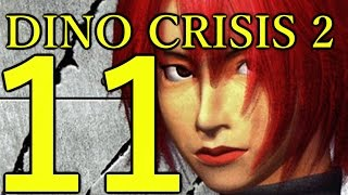 Dino Crisis 2 HD Walkthrough \ Let