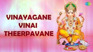 Vinayagane Vinay Theerpavane with Lyrics | Seerkazhi S. Govindarajan Devotional songs