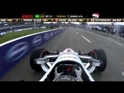 2015 Chevrolet Dual in Detroit Race 1