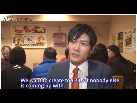Taiwan's favorite tour guide to Japan