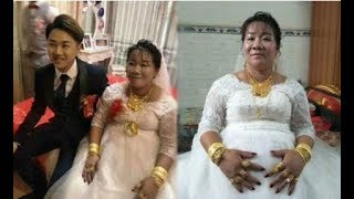 Người phụ nữ cưới được trai trẻ kém 15 tuổi, ai cũng tò mò lý do cho đến khi người phụ nữ cho xem