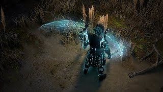 Path of Exile: Dragonfly Wings