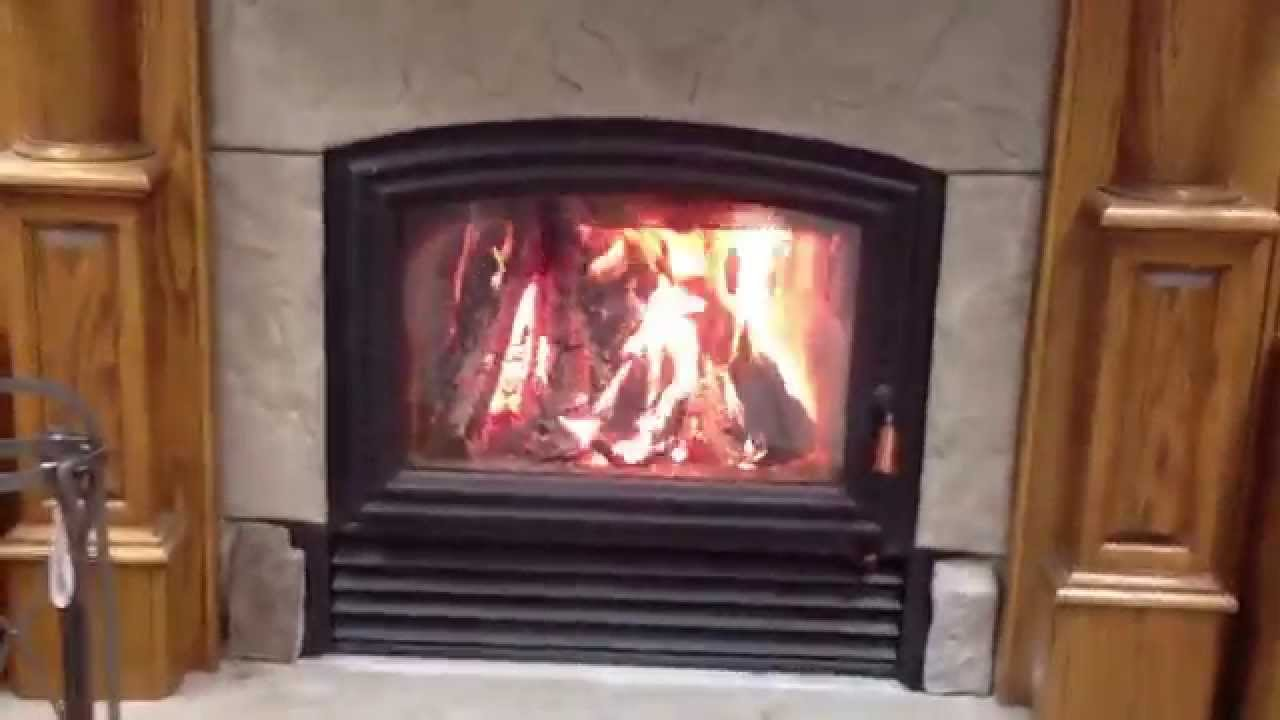 Kozy Heat Opel 3 Live burn - YouTube