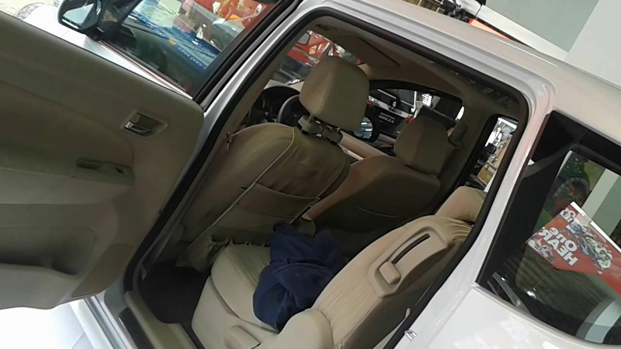 2016 Suzuki Ertiga 1 4 Gx Full Vehicle Tour Part 3 Of 3 Youtube