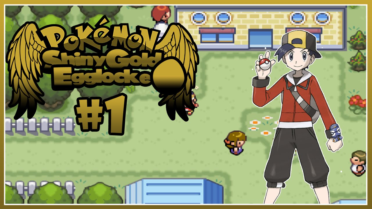 Pokemon egglocke rom download gba