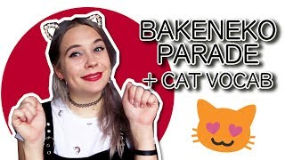 A PARADE FOR CATS (& Cat Sayings) | Japan Vlog #??