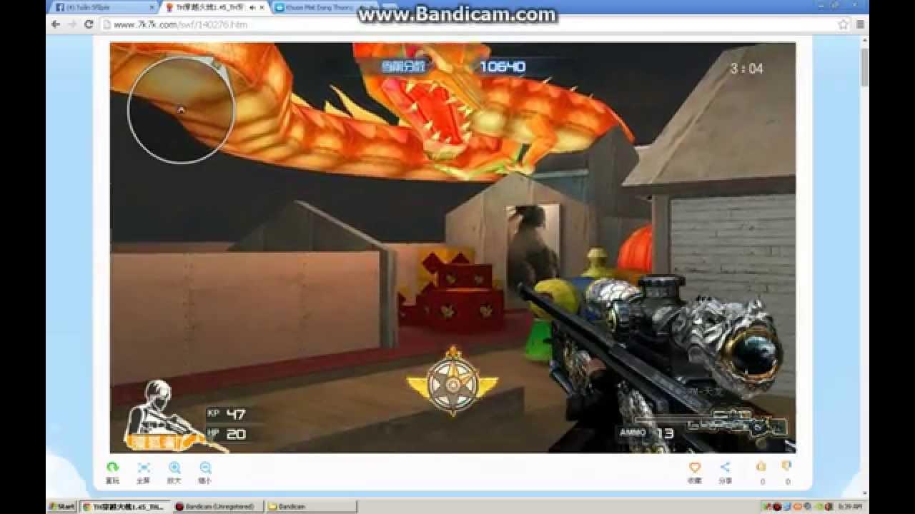 [CF] Cách mà tôi luyện bắn ☆Sniper☆ by Tuấn Sniper - YouTube