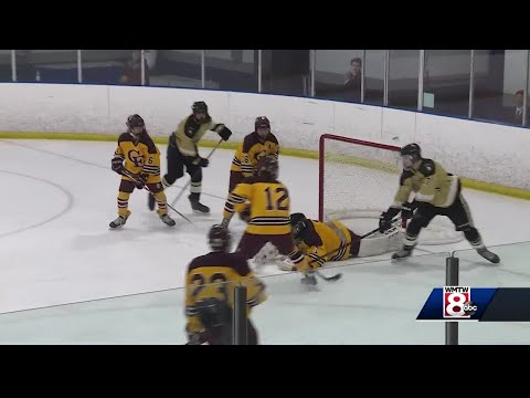 Cape Elizabeth and South Portland hockey teams win on Thursday