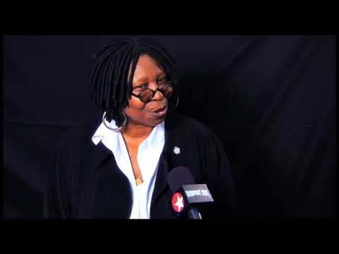 "Tony Nominee Chat: ""Sister Act"" Producer Whoopi Goldberg"