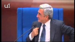 Զարուհի Փոստանջյանը հիշեցրեց Սերժ Սարգսյանին