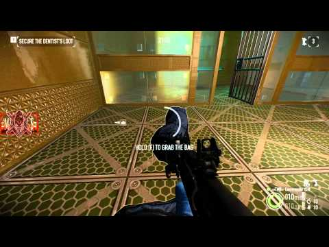 [PAYDAY 2] Golden Grin Casino: Solo Stealth, DW, ALP, NDC, NA