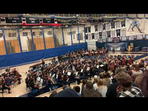 Ken Caryl Middle School Orchestra - Anyway You Want It