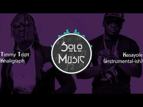 Khaligraph Jones x Timmy Td@t - Kasayole (Instrumental-ish)