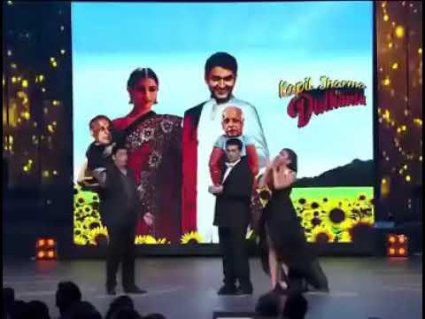 Kapilsharma aliabhatt karanjohar funniest moments in the Filmfare awards #kapilsharmashow