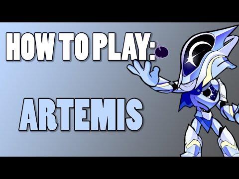 How To Play: ARTEMIS (Brawlhalla) - Самые лучшие видео