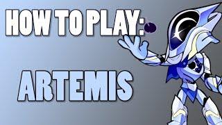 How To Play: ARTEMIS (Brawlhalla)