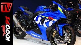 Suzuki GSX-R1000 2015 | Alle Neuerungen im Überblick