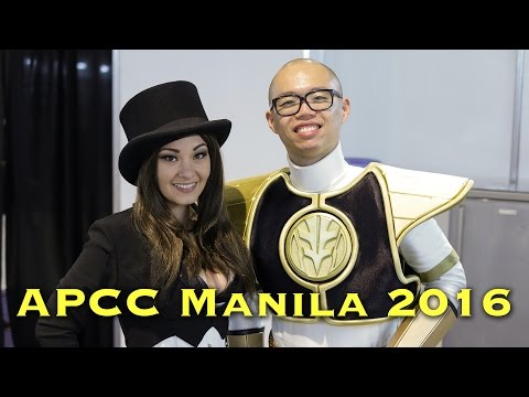 CONS: Asia Pop Comicon Manila 2016