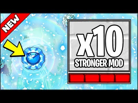 THE *STRONGEST* ICE MONKEY EVER!! x10 TIER ICE TOWER | Bloons TD Battles Hack/Mod (BTD Battles)