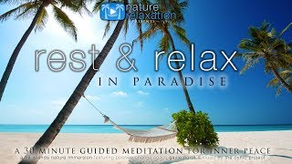 """""""Rest & Relax"""" IN PARADISE 