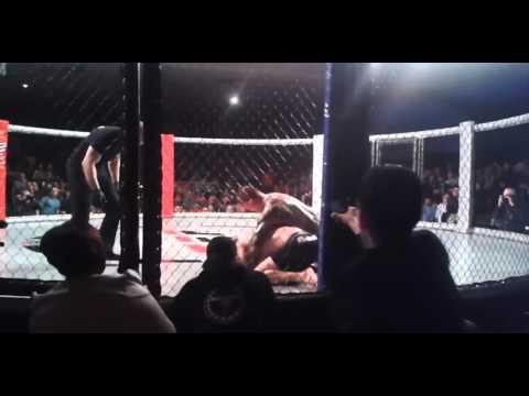 Charlie Ward MURDERING Joao Carvalho footage #HumanCockfighting #Death