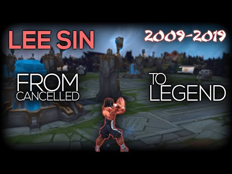 How Lee Sin Changed League of Legends: The Most Important Champion In League of Legends History