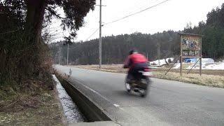 RZ50 RSヨコタチャンバー 加速&通過