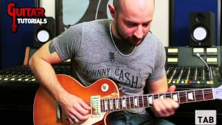 Sleepwalk (Larry Carlton) - Theme - Guitar Performance by Matt Bidoglia