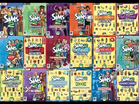 Como Conseguir Los Sims 2 Coleccion Definitiva ❤ 2016