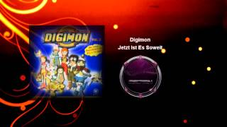 Digimon - Jetzt Ist Es Soweit (Cloud Seven Bootleg Mix)