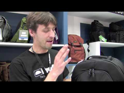 Interview with Michael Heim from Tenba at Photokina