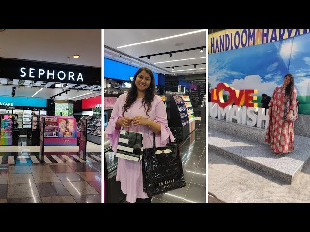 Sephora Hyderabad, Numaish , Marshmello concert : Vlog | Priyanka Boppana