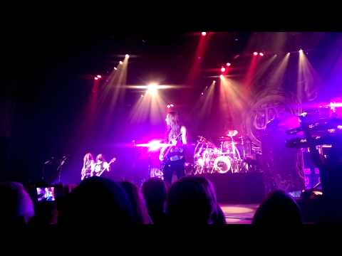 WHITESNAKE  Mistreated{Deep Purple}Vancouver