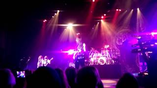 WHITESNAKE - Mistreated{Deep Purple}(Vancouver)
