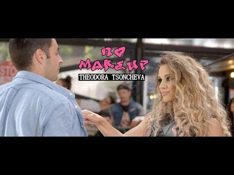 Theodora Tsoncheva – No Makeup