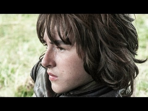 Game of Thrones - Isaac Hempstead Wright Season 3 Interview