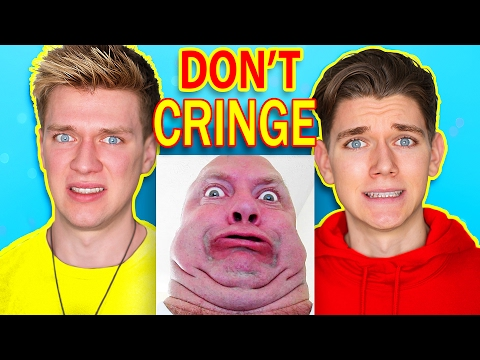 Thumbnail: TRY NOT TO CRINGE CHALLENGE 2